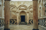 Hall, İshak Paşa Sarayı