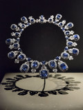 Hall Sapphire Necklace