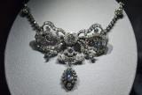 Cullinan Blue Diamond Necklace