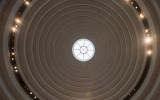 Dome over Potomac Atrium