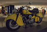 Indian Chief motorcycle, 1948