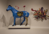 'Blue Horse'
