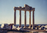 Temple of Athena in Side