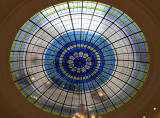 Skylight at the old Le Meridien