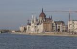 Parliament from Chain Bridge