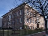 Edmonds School condos in nicer weather