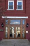'The Logan School: Built 1892, rebuilt 1984'