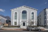 Mount Joy Baptist Church, 1855, now The Churchill condos