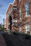 Buchanan School condos, entry