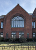 Grace Baptist Church condo with original window