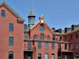 Convent (1880s), then museum (1980s), now Landmark Lofts