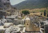 Ephesus, 'the scream'