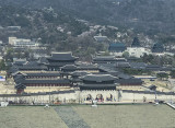 Royal palace, Seoul
