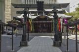 Kotohiragu Shinto shrine, Tokyo