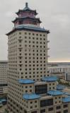 Hotel across the street, Astana, Kazakhstan