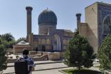 Mausoleum, Gur-e-Amir