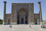 Ulugh Beg Madrasah, Samarkand