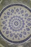 Shah-i-Zinda, mausoleum dome, Samarkand
