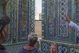 Surrounded, Shah-i-Zinda, Samarkand
