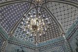 Mausoleum dome, Shah-i-Zinda, Samarkand