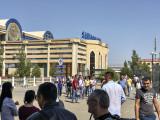 Train station, Samarkand