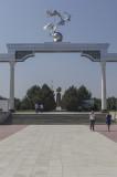 Monuments to independence, Tashkent