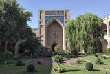 Courtyard, Kukeldash Madrasah, Tashkent