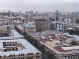 Last glance at Baku
