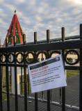 National Christmas Tree -- shut down by gov't shutdown