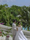 Resort bride
