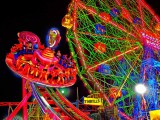 The Crazy Colors Of Coney Island