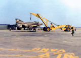 Flight line at Tan Son Nhut AFB
