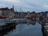 Honfleur, a nice Normandie Little Town (Feb 2017)