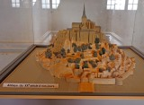 The Mont Saint Michel as today.