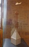 The Mont Saint Michel; its tower construction.
