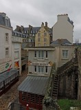 Saint-Malo; viewed from the walls.