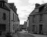 Crozon City, west part of Bretagne.