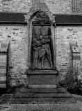WW I monument at Crozon.
