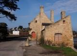 In the Morbihan area: the mill 'Moulin Pen Castel.'