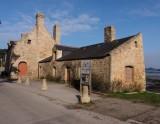 In the Morbihan area: the moulin Pen Castel.