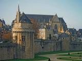 Cathedral of Saint Pierre de Vannes.