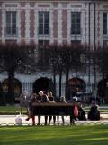 Le Marais, Place des Vosges and Surroundings (Feb. 2017)