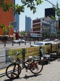 Daejeon; downtown, close to the train station.