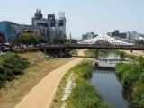 Daejeon: downtown.