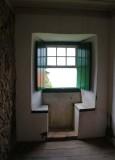 Inside the old gunpowder barn.