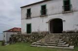 The Commandant's house.