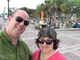 At Key West Mallory Square