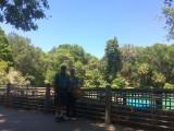 Mom & Karl at Rainbow Springs