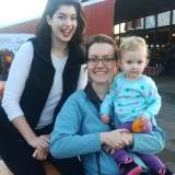 Lisa, Kayla & Mia