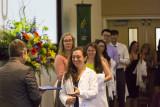 Maria's PA graduation